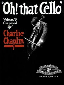 Oh! That Cello sheet music cover